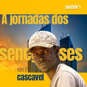 Uma jornada dos senegaleses em Cascavel