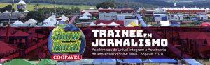 Univel participa de Trainee em Jornalismo