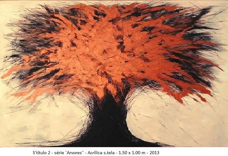 Exposição A poética visual da artista Sirlei Salvadori Coelho